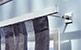 bastone decorativo in alluminio per tendaggio