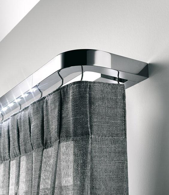 Bastone tenda curvo termosifoni in ghisa scheda tecnica - Bastoni per doccia ...
