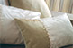Confezione cuscini con tessuto damascato