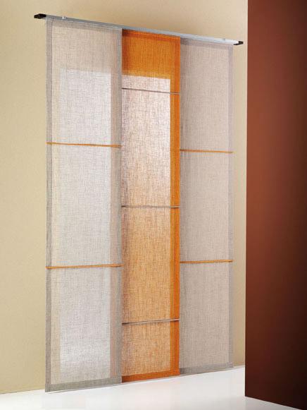 Produzione tende da interno ed esterno tappezzeria del garda - Tende a pannello design ...