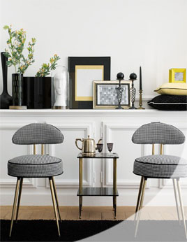 Imbottitura sedie e pouf